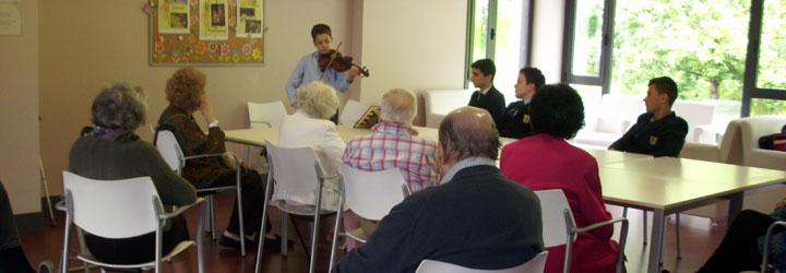 Concierto de Viola de Primavera en Igurco-Unbe