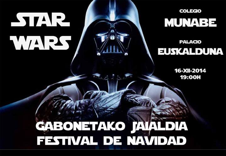 Festival de Navidad 2014 – Star Wars