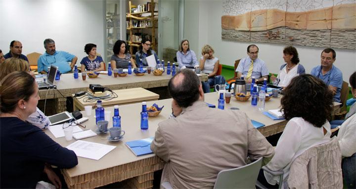 Profesionales por un día Programa Lanaldi. Fundación Novia Salcedo