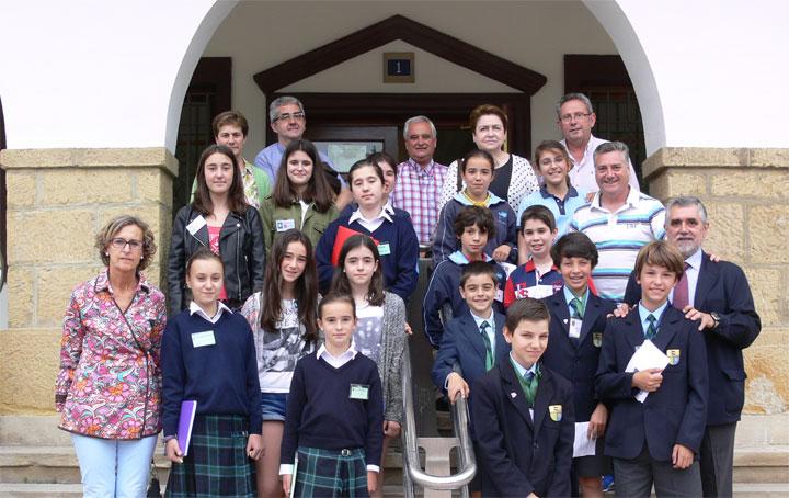 Munabe por Séptima vez participa en el Foro escolar Municipal