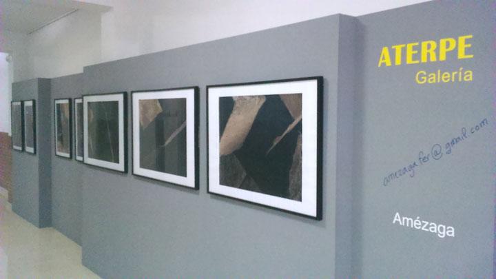 Fotografías de Amézaga en el Aterpe!