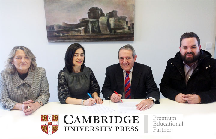 Ayalde-Munabe los primeros colegios de Bizkaia en ser Partner de Cambridge