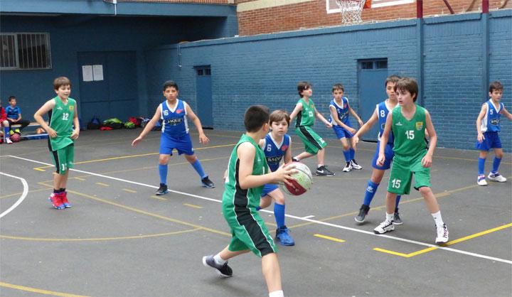 Torneos de Basket en Munabe