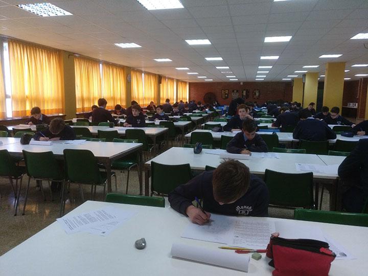 Varios alumnos seleccionados para el Concurso Primavera de Matemáticas de la UCM