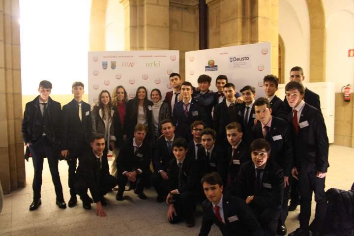 Munabe participa de forma activa en MUN Bilbao 2019