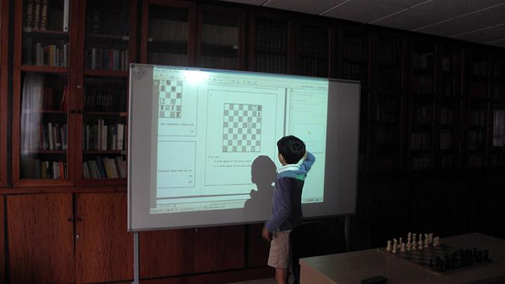Décimo campeonato de ajedrez
