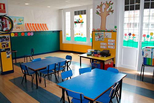Colegio Umedi, colegio infantil en Bilbao.