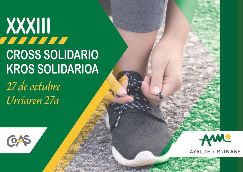 XXXIII Cross solidario