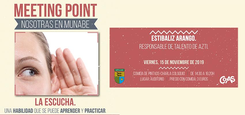 Meeting Point – Nosotras en Munabe