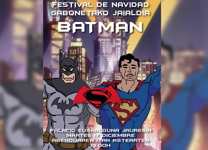 Festival de Navidad 2019: Batman