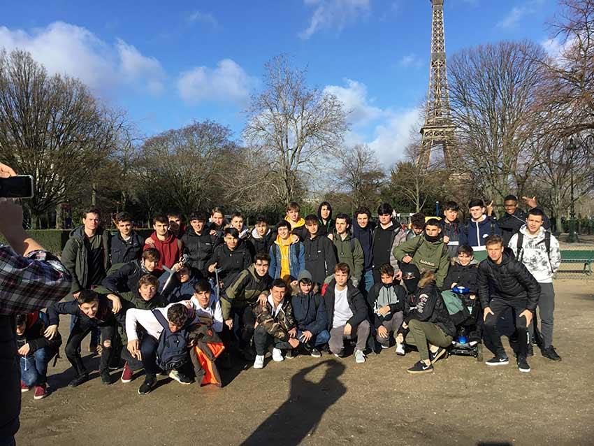 Convivencia en París 2020