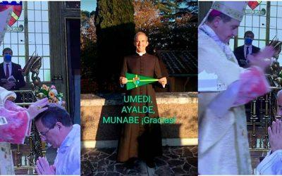 Dos profesores se ordenan diáconos en Roma