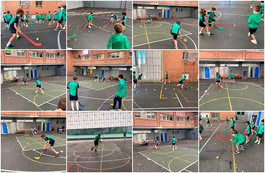 Los deportes con implementos, grandes aliados en las clases de Educación Física en la época de Covid-19