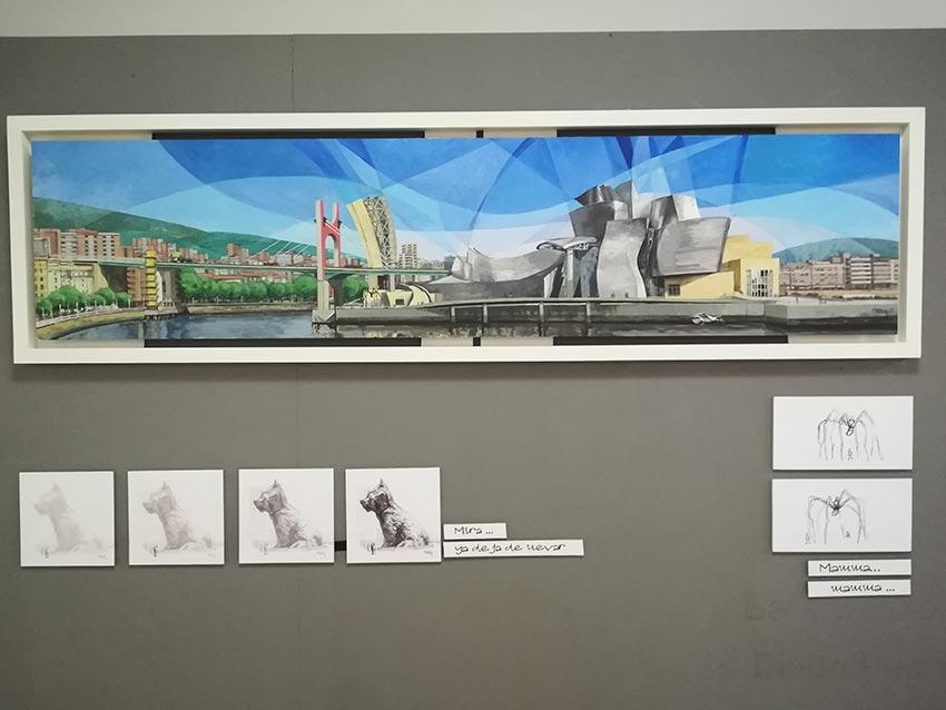 Exposición de MIROUG en Aterpe